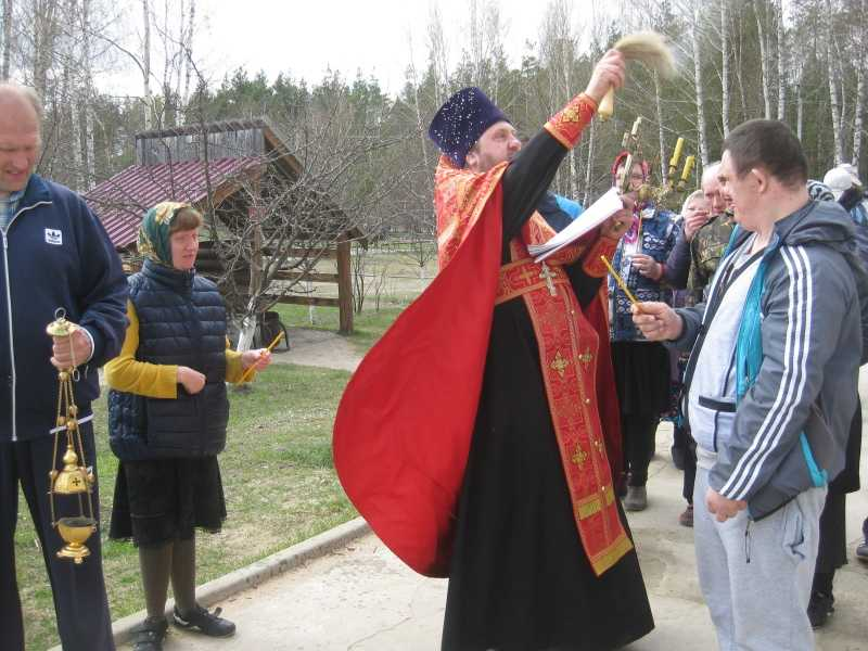С праздником Великой Светлой Пасхи